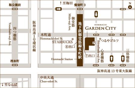 アクセスマップ2