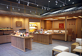 香老舗 松栄堂 大阪本町店のイメージ画像2